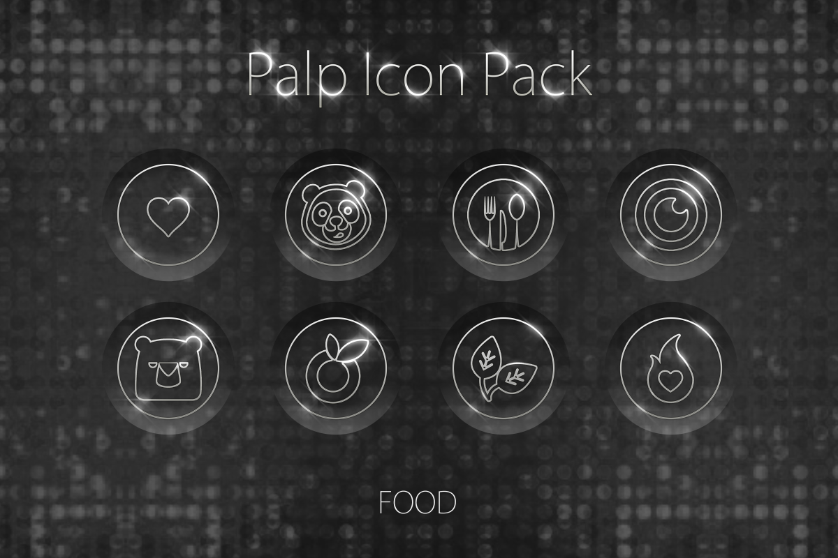 Palp Icon Pack Screenshot 4