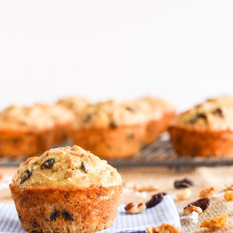 Not Your Average Bran Muffins
