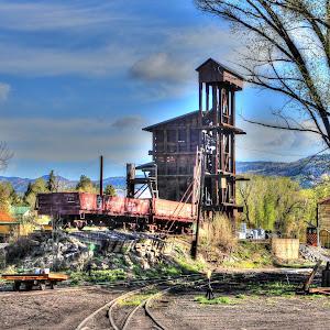 Chama coal dock.jpg