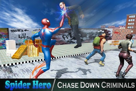 Super Spider City Battle for pc