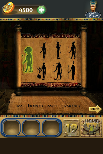 100 Doors Pyramid - screenshot