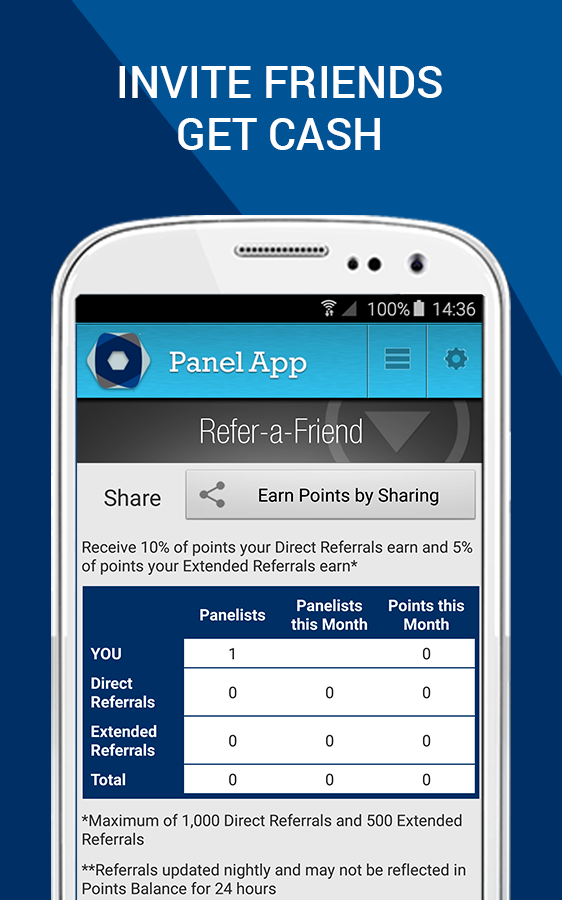 Panel App - Prizes & Rewards Screenshot 4