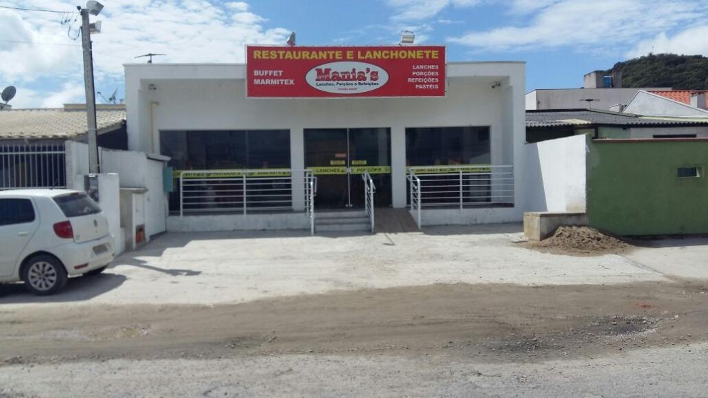 Ponto  comercial à venda, Espinheiros, Itajaí.