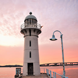 Raffles Light House by Koh Chip Whye - Buildings & Architecture Public & Historical