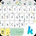 Charming Kika Keyboard Theme