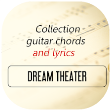 Guitar Chords of Dream Theater