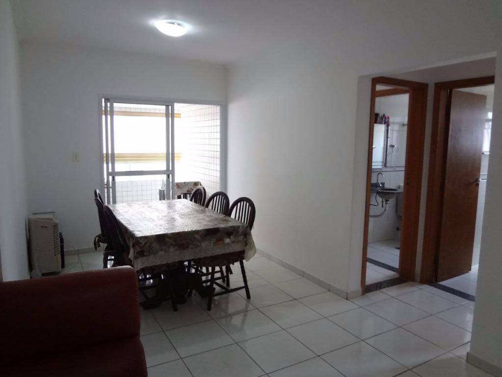 Apartamento residencial à venda, Campo da Aviação, Praia Gra