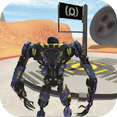 Free Download Colony Defender – Evolution of Mech Robots APK for Samsung