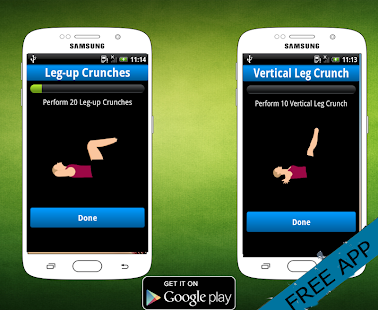 home workouts 2016 pro - screenshot
