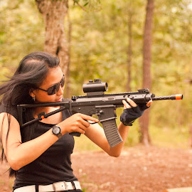 Shooting Air by Kukuh Pambudi - Sports & Fitness Other Sports