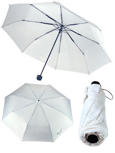 "Зонт ""Компакт S"", белый"