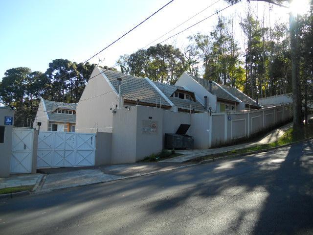 Sobrado residencial à venda, Campo Comprido, Curitiba - SO0002.