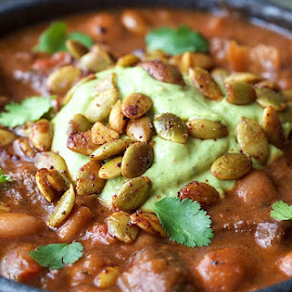 Beef and Bacon Chili