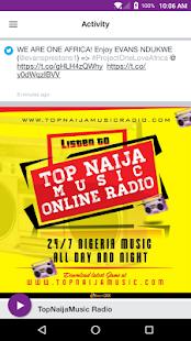 App TopNaijaMusic Radio APK for Windows Phone