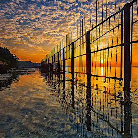 Divider by Lb Chong Jacobs - Landscapes Waterscapes