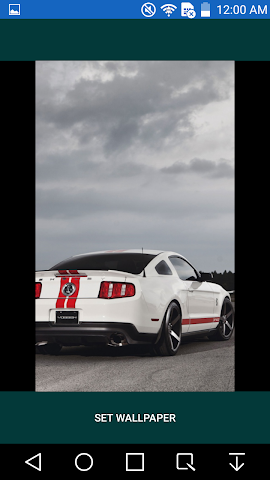 android Cars Wallpaper Screenshot 5