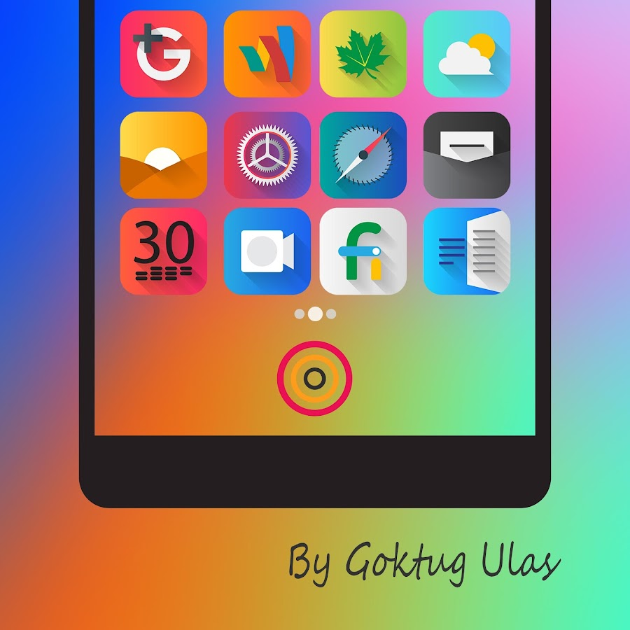 Graby - Icon Pack Screenshot 0