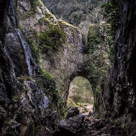 Reynard's Cave by Josh Pitt - Landscapes Caves & Formations ( dovedale, naturalwonders, peakdistrict, caving, landscape, cave )