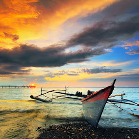 by Andrew Supit - Landscapes Sunsets & Sunrises
