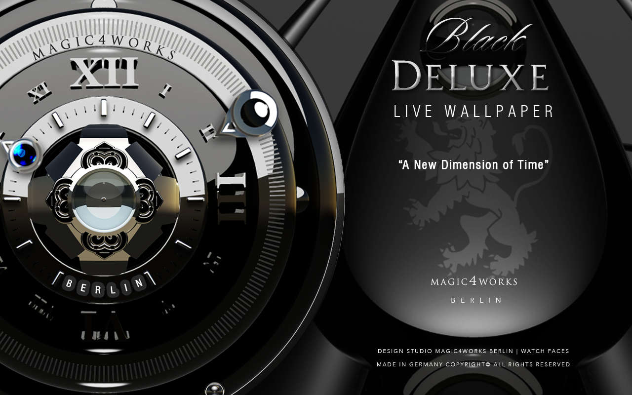 Deluxe Clock Bundle LWP Screenshot 10