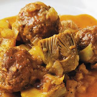 Artichoke Meatball Recipes