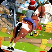 Download Cartoon Horse Riding Game Free APK