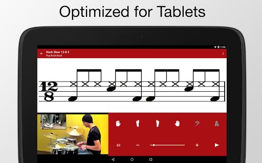 Drum School - screenshot