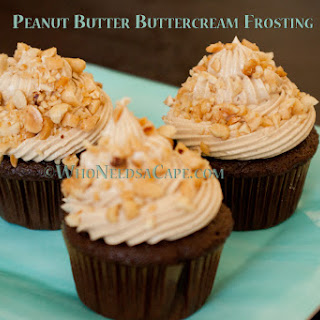 Peanut Butter Flavored Buttercream Frosting Recipes