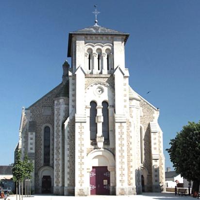 photo de Eglise de Sallertaine (Saint Martin)