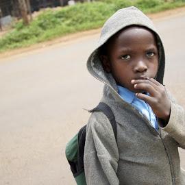 Nairobi Children by Chiara Maioni - Babies & Children Child Portraits