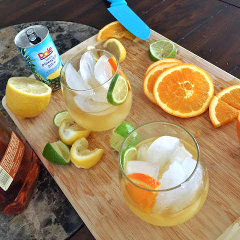 Citrus Brandy Cooler