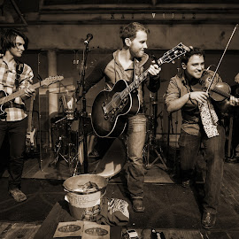 Alex Michael Band by Mike Lesnick - People Musicians & Entertainers ( tn, band, performance, nashville, margaritaville, stage )