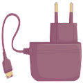 Charging voice alert