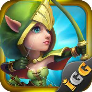 Castle Clash Released on Android - PC / Windows & MAC