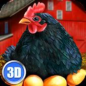 Euro Farm Simulator: Huhn