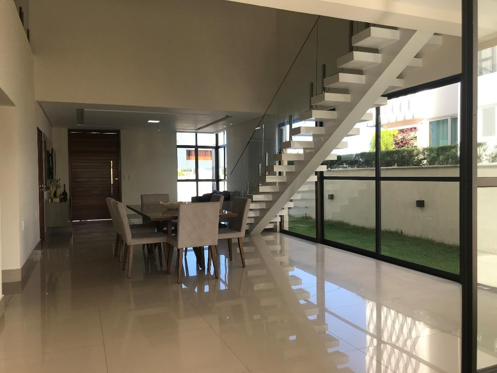 Casa com 4 dormitórios à venda, 305 m² por R$ 1.350.000 - Intermares - Cabedelo/PB
