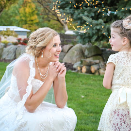 Any Last Minute Advice by Kathy Suttles - Wedding Getting Ready