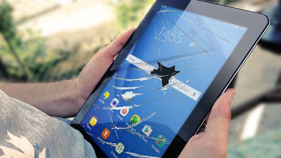 Download Broken Screen Prank APK for Android Kitkat