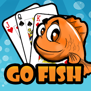 Go fish kids card game free android apps on google play for Gold fish card game