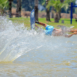 Lake telaviv by Dong Leoj - Sports & Fitness Watersports ( watersports, sports&fitness )