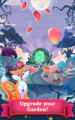 Violas Quest - Free Match 3 Marble Blast Game Screenshot