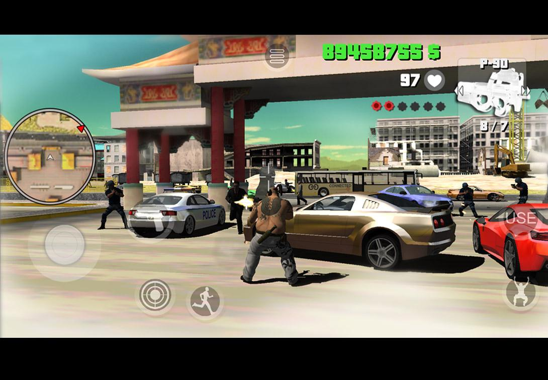 Yakuza Mad City Crime Screenshot