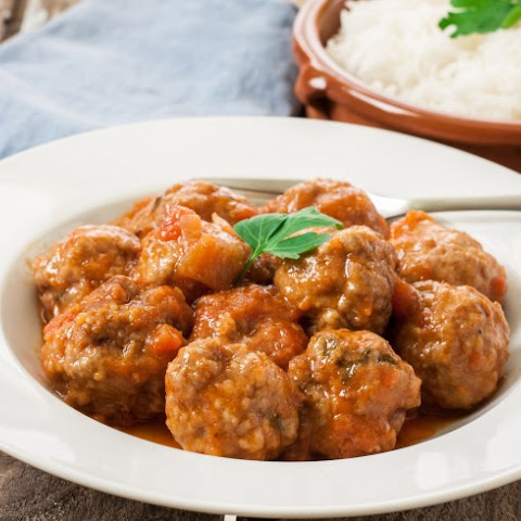 Slow Cooker BBQ Meatballs