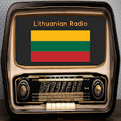 Lithuanian radios Free APK for Ubuntu