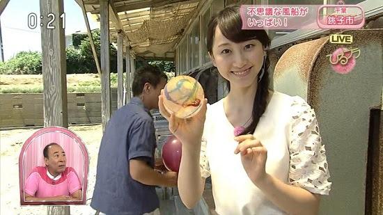 (TV-Variety)(720p) 松井玲奈 – ひるブラ 150722