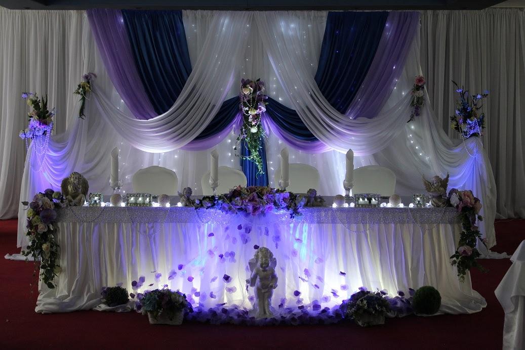 Для свадьбы оформление