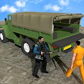 Army Prisoners Truck Transport APK for Bluestacks