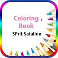 App Coloring Book For Spirit Stallion apk for kindle fire