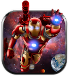 Super Iron Hero Theme Icon