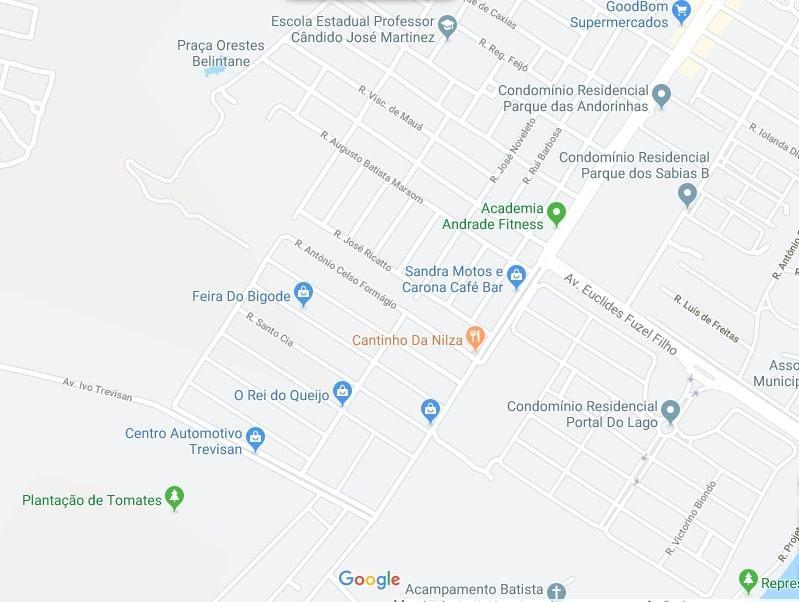 Terreno à venda, 250 m² por R$ 133.000 - Jardim Residencial Vaughan - Sumaré/SP